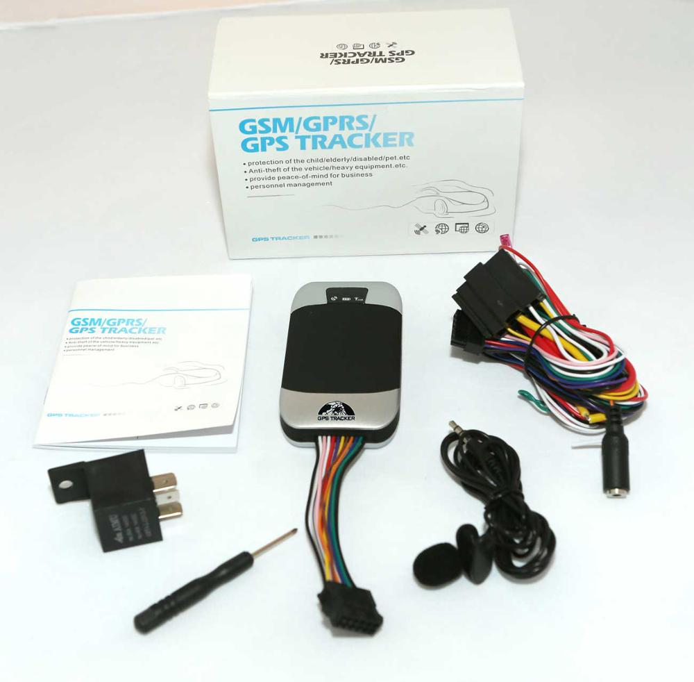 Coban GPS303F Tracker
