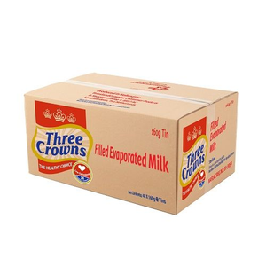 Three Crowns Three Crowns Evaporated Milk 160g (X 48)
